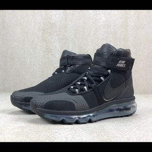 Nike Air Max 360 HI X Kim Jones Black New Shoes